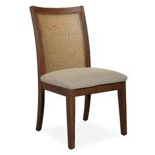 Claire de Lune Cane Side Chair (Set of 2)