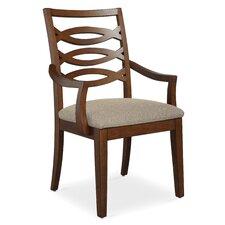 Claire de Lune Arm Chair (Set of 2)
