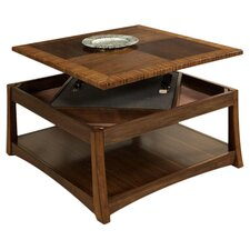 Milan Dual Coffee Table with Dual Lift-Top