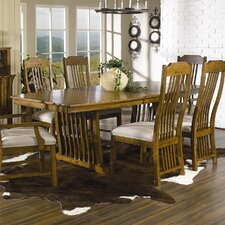 Craftsman Extendable Dining Table