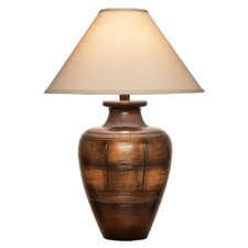 "30"" H Table Lamp with Empire Shade"