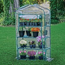 2.23 Ft. W x 1 Ft. D Greenhouse