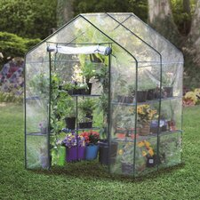 56.3 Ft.W x 76.8 Ft. D Greenhouse