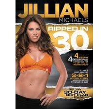 Jillian Michaels Ripped in 30 DVD