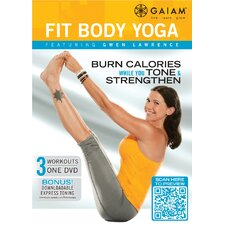 Fit Body Yoga DVD