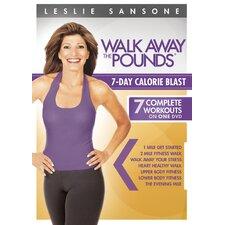 Leslie Sansone 7 Day Calorie Blast DVD