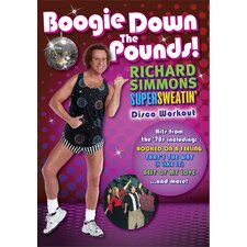 Richard Simmons Boogie Down the Pounds DVD