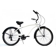 7-Speed Aluminum Beach Cruiser