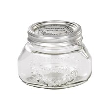 17-Ounce Wide Mouth Mason Canning Jar