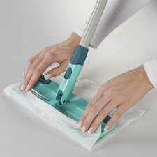 Click System Clean and Away Floor Wiper