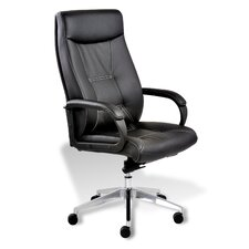 Naja High-Back Leather Executive Chair