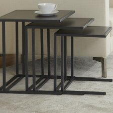 Parson Set of Three Nesting Tables