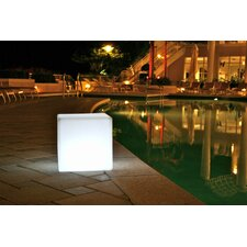 Cube LED 1 Light Deck Light