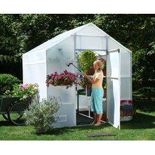 Garden MasterGarden Master 8 Ft. W x 16 Ft. D Polyethylene Greenhouse