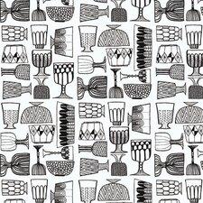 """Marimekko II 33' x 27.6"""" Kippis Wallpaper"""
