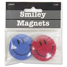 Smiley face Magnet (Set of 10)