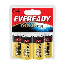 C-Size Alkaline Battery