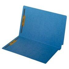 11 pt. Legal Size End Tab Fastener Folder (Set of 1250)