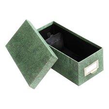 """3"""" x 5"""" Fiberboard Index Card Storage Box (Set of 144)"""