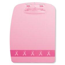 "Designer Clipboard, Pen/Pencil Holder, 3/4""x13-3/4""x9-1/10"", Pink"