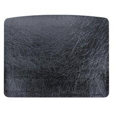 "Desk Pad, 19-3/4""x24-3/4"", Black"