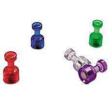Push Pin Magnets (Set of 20)