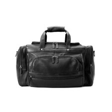"Colombian 18"" Leather Duffel Bag"