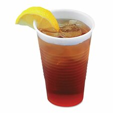 3 oz. Translucent Plastic Hot/Cold Cups (Pack of 125) (Set of 2)