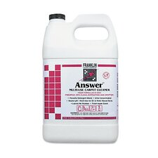 Answer Multi-Use Carpet Cleaner - 1 Gallon / 4 per Case