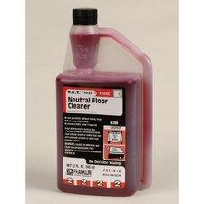 T.E.T. #2 Neutral Floor Cleaner Bottle