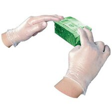 Disposable Powder-Free Vinyl Large Gloves General Purpose