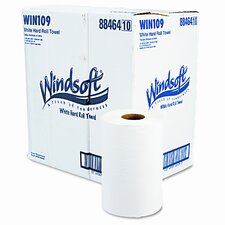Nonperforated 1-Ply Paper Towels - 12 Rolls