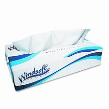 Facial In Pop-Up 2-Ply Tissues - 100 Tissues per Box / 30 Boxes