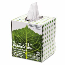 Facial 2-Ply Tissues - 85 Tissues per Box (Set of 3)