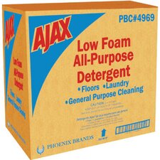 Ajax Low-Foam All-Purpose Laundry Detergent