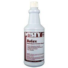 Bolex 23 Percent Hydrochloric Acid Bowl Cleaner Wintergreen Bottle