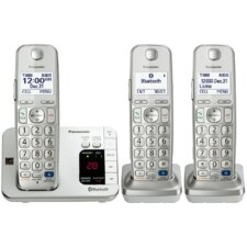 Panasonic Dect 6.0 Link2cell® Bluetooth® Phone System