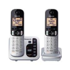 Panasonic Dect 6.0 Plus Expandable Digital Cordless Answering System