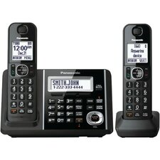 Panasonic Dect 6.0 1.9 Ghz Expandable Digital Cordless Phone System