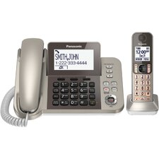 PanasonicDect 6.0 Corded/Cordless Phone System with Caller Id and Answering System