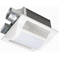 WhisperFit 50 CFM Energy Star Bathroom Fan