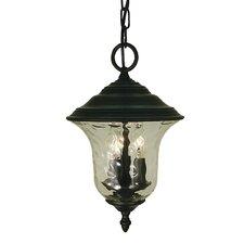 Hartford 3 Light Outdoor Hanging Lantern