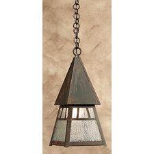 Dartmouth 1 Light Outdoor Hanging Lantern
