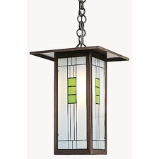 Franklin 1 Light Outdoor Hanging Lantern