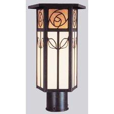 Saint Clair 1 Light Outdoor Post Lantern