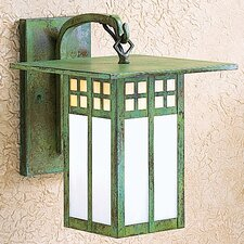 Glasgow 1 Light Wall Lantern