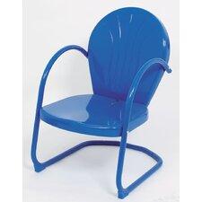 Metal Tulip Dining Arm Chair