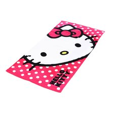 Entertainment Hello Kitty Beach Towel