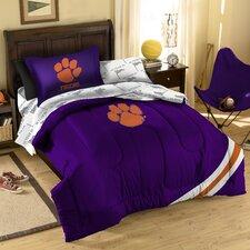 NCAA Clemson Bed in a Bag Set