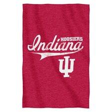 Collegiate Indiana Blanket